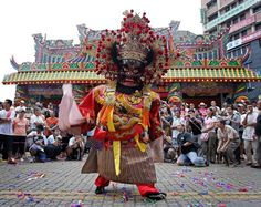The Hungry Ghost Festival takes place all over China, occurring on the fifteenth day of the seventh lunar month. This festival's roots lie within Chinese Taoism.     http://oncekids.blogspot.com/2012/06/hungry-ghost-festival-visit-asia-this.html#