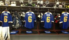 Stan Musial St. Louis Blues Jersey Auction Link