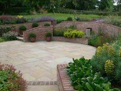 How We Built An Award Winning Garden - Hollandscapes Curved Patio, Garden Levels, Design Case, Garden Design, Awards, Landscape, Building, Outdoor Decor, Scenery