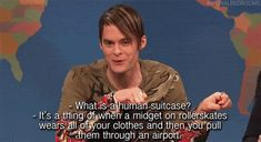Stefon is my spirit animal @mredjvelvetk