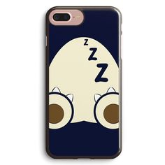Being Snorlax Apple iPhone 7 Plus Case Cover ISVD224