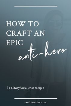 Do you love anti-heroes like Jack Sparrow, Han Solo, and Malcolm Reynolds? Learn how to write your own in this recap of the Tw. Creative Writing Tips, Book Writing Tips, Writing Process, Writing Resources, Writing Help, Writer Tips, Writing Workshop, Writing Characters, Fiction Writing