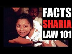 Sharia Law 101 - the essential statistics - YouTube