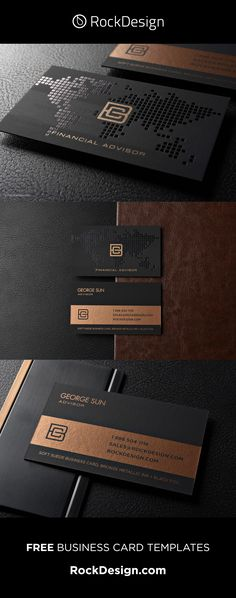 When looking to rise above your competition, there is no better option than our lush soft suede cardstock. With thickness, this naturally gorgeous composition uses black foil stamping to create a unique design on the front, intentionally crafted to r Business Cards Layout, Luxury Business Cards, Professional Business Card Design, Elegant Business Cards, Business Design, Creative Business Cards, Square Business Cards, Black Business Card, Corporate Design