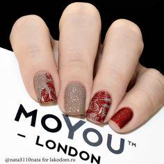 Пластина для стемпинга MoYou London Enchanted 07 - купить с доставкой по Москве, CПб и всей России.