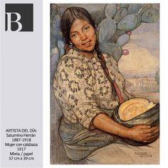 #arte #cultura #pintura #méxico #museo #museos #nacional #artistamexicano #retrato #portrait #mujer #mestizo