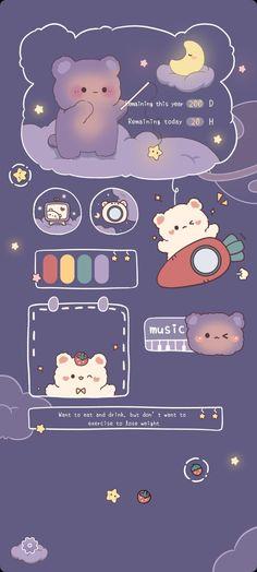 Crazy Wallpaper, Cute Pastel Wallpaper, Aesthetic Desktop Wallpaper, Soft Wallpaper, Cute Patterns Wallpaper, Cute Anime Wallpaper, Wallpaper Iphone Cute, Disney Wallpaper, Pretty Wallpapers