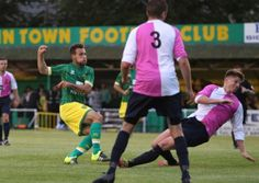 Tony Andreu scored a hat-trcik in Norwich City's 10-0 friendly win at Hitchin. Picture by Paul Chesterton/Focus Images Ltd