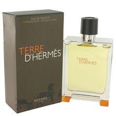 Terre D'Hermes by Hermes Eau De Toilette Spray 6.7 oz (Men)