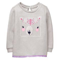 NWT Gymboree Flower Shower Heart Flower Tee Shirt Top SZ 5 7 8 10 12 Girls