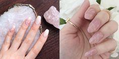 Quartz Nails: Η νέα τάση στα νύχια
