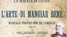 Pellegrino+Artusi's+World+in+Bites+And+Food+Quotes