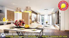 Chuyên thi công sơn chung cư hiện đại với nhiều màu sắc đẹp nhất tại Hà Nội. Đơn vị nhà thầu sơn chung cư chuyên nghiệp hàng đầu Hà Nội đang được ưa chuộng h...