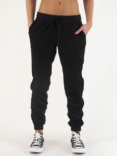 Roundhouse II Jogger Fit Pants for women by RVCA
