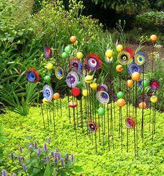 Garden Floral Fun!