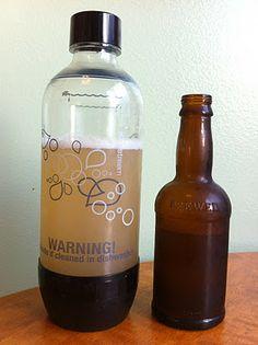 Home Brew Root Beer
