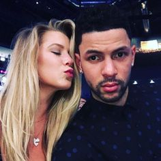 Black #Cosmopolitan BlkCosmo WORLD EXCLUSIVE: NBA Star Austin Rivers . . . Just Got Engaged . . . And We've Gpt Pics Of His New FIANCE . . . And Her RING!!!! (Take A GUESS . . . What She Looks Like)   #Austin, #AustinRivers, #Basketball, #DocRivers, #Guess, #LosAngelesClippers, #McDonald'SHighSchoolAll-Americans, #NATIONALBASKETBALLASSOCIATION        Los Angeles Clippers star Austin Rivers – son to coach and general manager Doc Rivers is getting married. And no .