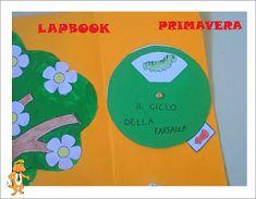 A Scuola con Poldo: Lapbook primavera