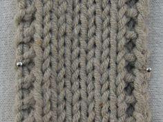 god side med strikke hjælp