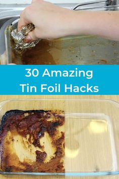 This Household Staple Is About To Be Your Diy Best Friend. Diy Life Hacks Ife Hacks Tin Foil Aluminum Foil Hacks Diy Foil Hacks Diy Hacks Kitchen Hakcks Home Hacks Diy Hacks, Cleaning Hacks, Copper Spray Paint, Thing 1, Mason Jar Lighting, Jar Lights, Do It Yourself Home, Cool Kitchens, Recipes