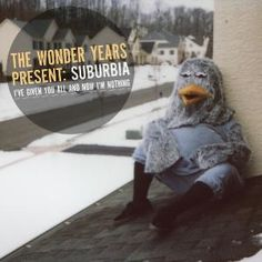 The 1st pressing of the new Wonder Years record. They have Grey and Black left.