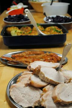 Danish Christmas dinner  from the DIScover Study Abroad blog