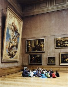Thomas Struth - the humble masses.