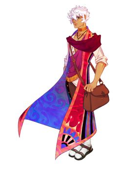 Asra sprite character reference, character concept, character ideas, my character, concept art Character Concept, Character Art, Concept Art, Character Ideas, Tumblr Hipster, Dnd Characters, Fantasy Characters, Design Steampunk, Character Portraits