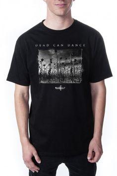 Dead Can Dance Field S/S T-Shirt | Dead Can Dance Store