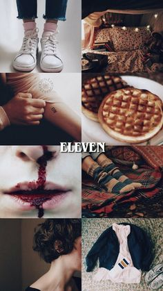 Stranger Things Eleven | By @LockscreenDiary