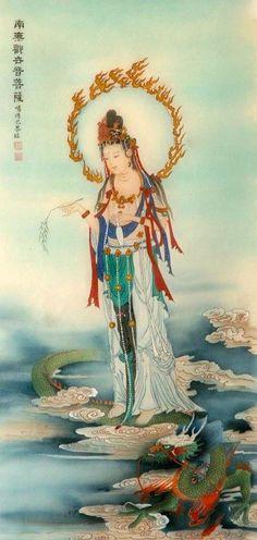KWAN YIN........GODDESS OF COMPASSION , AWARENESS AND ALTRUISM............SOURCE TUMBLR.COM.............