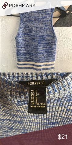 Forever 21 | •Brand New •Limited Edition •Bundle & Save  •Haven't Been Used | Don't have the tags   •Price Is Firm  •No Trades  •Any Question Ask Me 💐 Forever 21 Tops Crop Tops