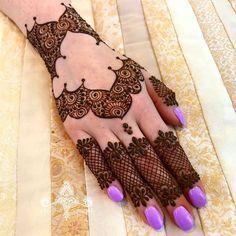 Mehndi or Henna for Fingers Designs Best Mehndi Designs, Arabic Mehndi Designs, Mehndi Designs For Hands, Henna Tattoo Designs, Mehandi Designs, Henna Tattoo Hand, Henna Mehndi, Mehendi, Henna Art