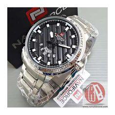 Naviforce (J-808) @Rp. 259.000,- http://rumahbrand.com/jam-tangan-pria/1487-naviforce.html
