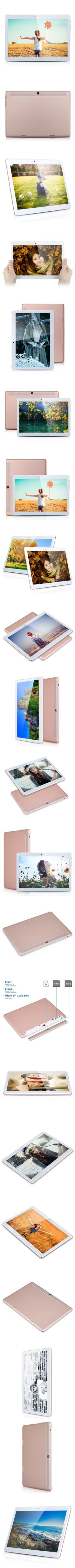 "9.6"" 1280*800 Android 4.4 MTK6582 Quad Core 1GB+16GB WiFi 3G Dual Camera G-sensor GPS OTG FM Tablet PC"