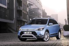 Hyundai has announced the Active for Europe. It's essentially just a rugged variant of the hatchback and will be unveiled at 2015 Frankfurt Motor Show. Hyundai I20, New Hyundai, Hyundai Cars, Crossover, Diesel, Automobile, Hyundai Accent, Automotive News, Car Car