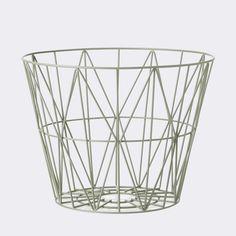 ferm LIVING Wire Basket Size: Large