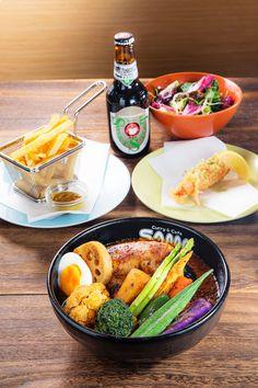 SAMA - Gough Street: Curry, Japanese franchise