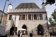 Das schönste Museum der Welt!  caricatura museum frankfurt - Museum für Komische Kunst