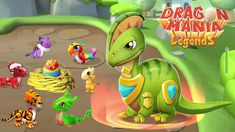 Are you looking for Dragon Mania Legends? if yes then you are very lucky because here Androidnish provide Dragon Mania Legends Apk for Android. Yoshi, Legends, Apps, Logos, Fictional Characters, Dragons, Logo, App, Fantasy Characters