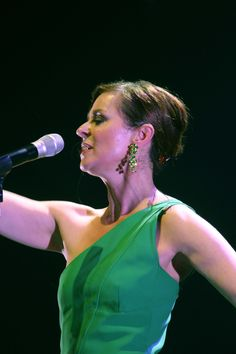Lisa Stansfield at Java Jazz Festival 2013