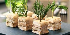 Mini-clubs sandwichs au thon