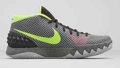 "Nike KYRIE 1 ""Dungeon"" (Release Info) - EU Kicks: Sneaker Magazine"