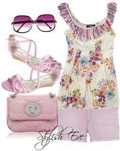 Pretty in shades of pink