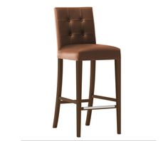 Palm Beach, 4.2, wood, upholstered, counter stool, button