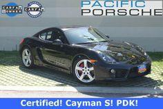 2014 Porsche Cayman, 6,032 miles, $65,995.