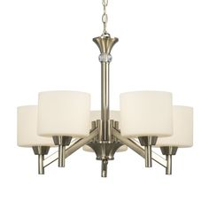 Galaxy Lighting 813163BN Drummond 5-Light Chandelier at ATG Stores