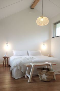 bedroom fleur | interieur design by nicole en fleur