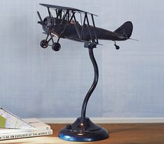 Airplane Task Lamp | Pottery Barn Kids