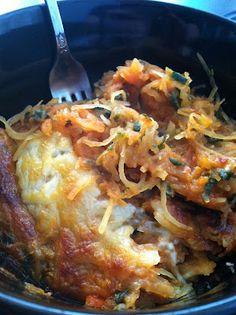Spaghetti Squash Bake